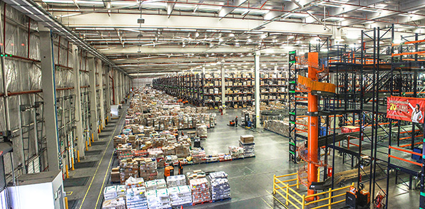 amazon fba warehouse